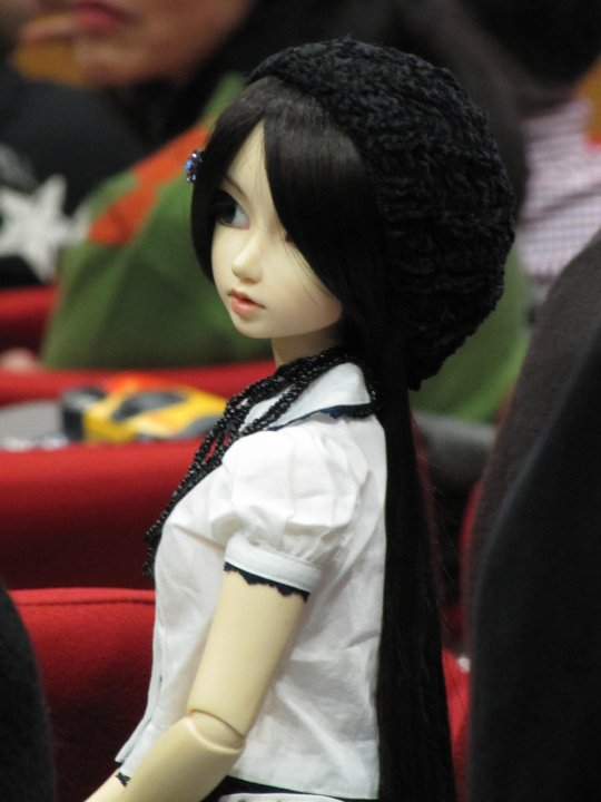 Ball Jointed Doll Anime to Ball Jointed Dolls